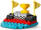 LEGO® DUPLO® Race Cars components