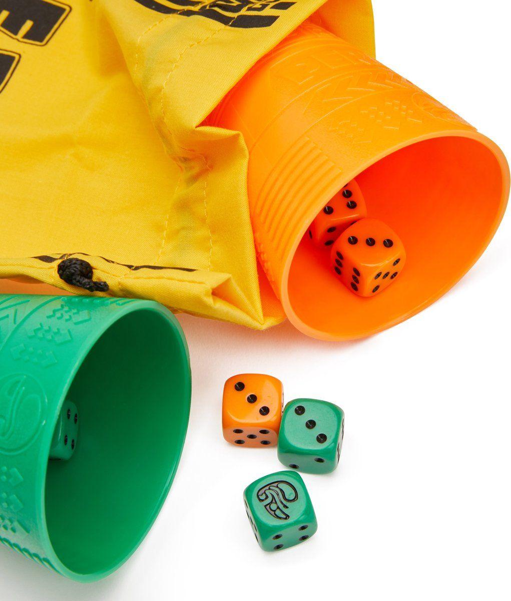 Perudo components