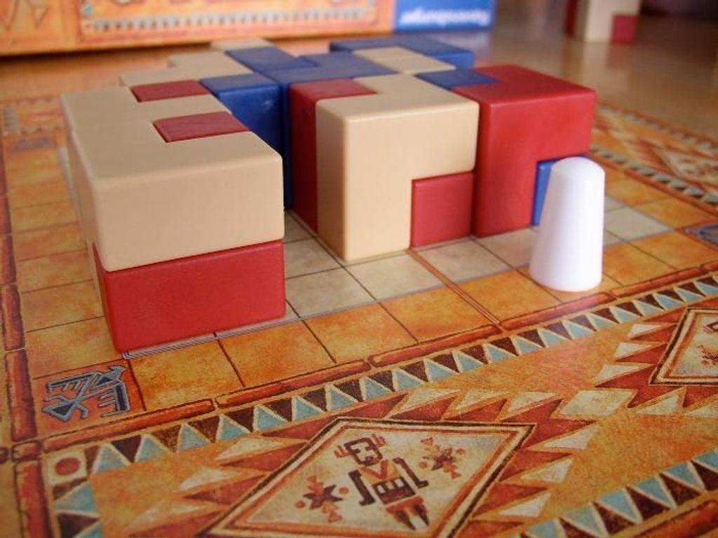 Pueblo gameplay