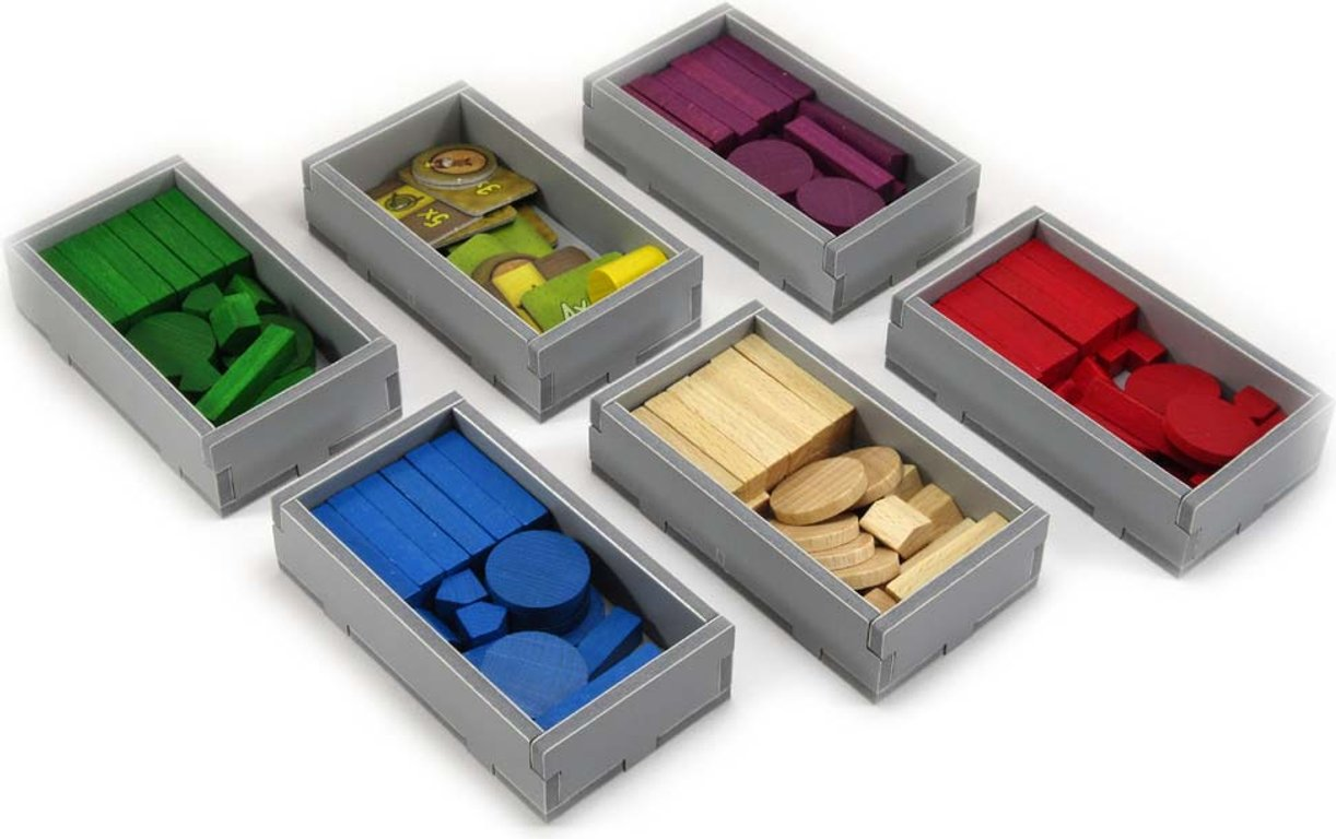 Agricola Insert components