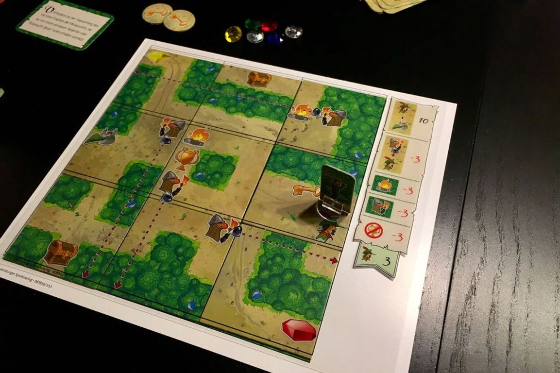 Woodlands gameplay