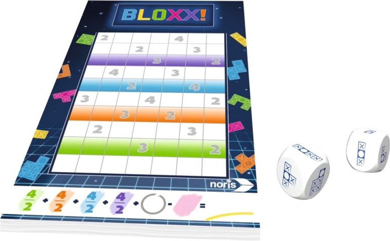 Bloxx! components