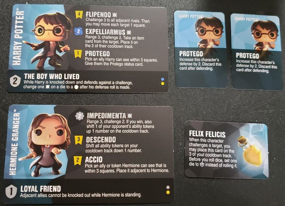 Funkoverse - Harry Potter 100 4-pack characters