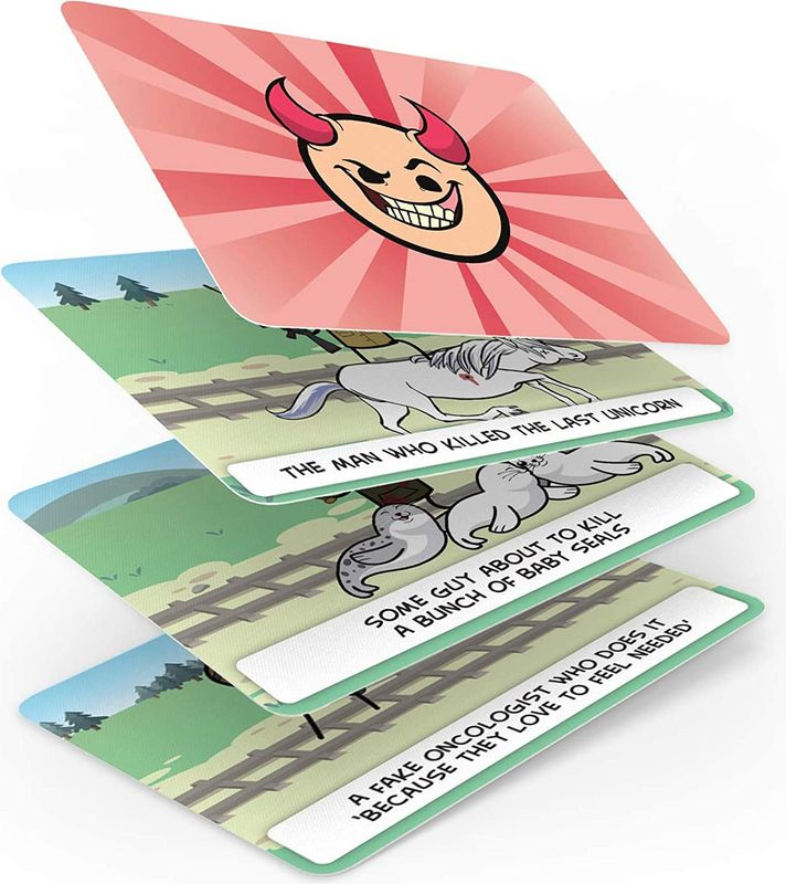 Trial by Trolley: R-Rated Track Expansion cards