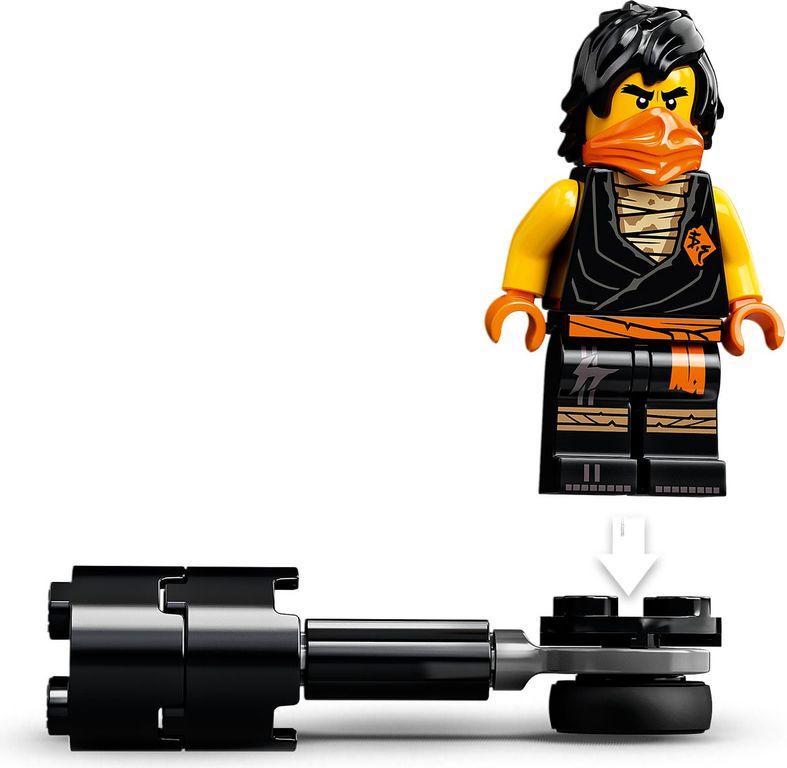 LEGO® Ninjago Epic Battle Set - Cole vs. Ghost Warrior minifigures