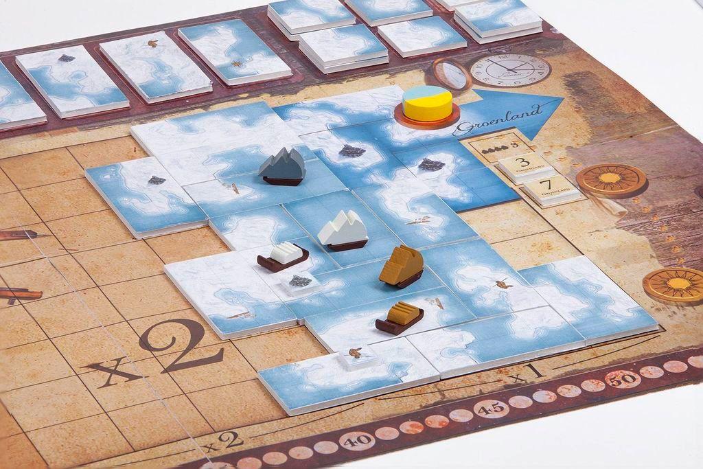Expedition: Northwest Passage gameplay