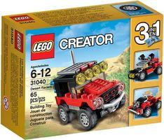 LEGO® Creator Desert Racers