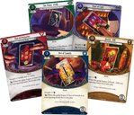 Arkham Horror: The Card Game - The Circle Undone: Expansion cards