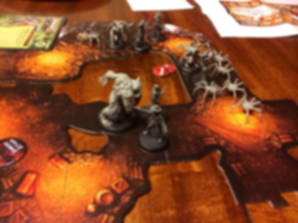 Shadows of Brimstone: Swamps of Death gameplay
