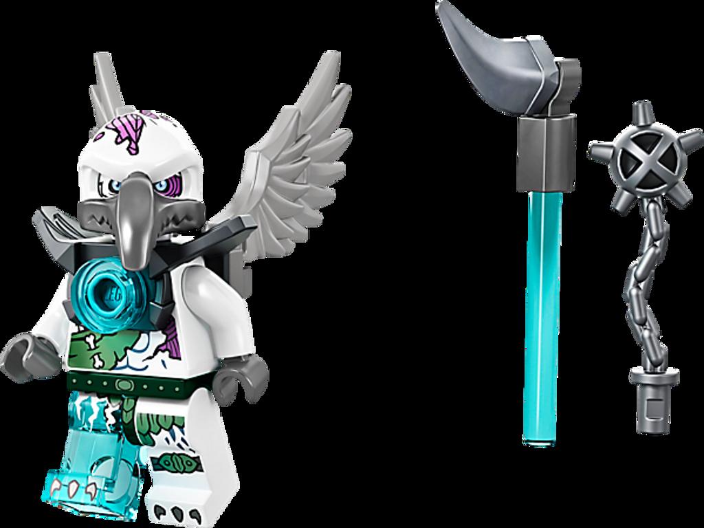 LEGO® Legends of Chima Frozen Spikes minifigures