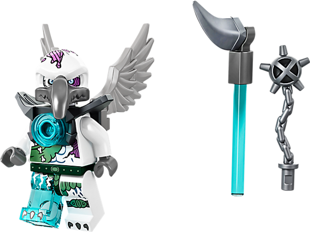 Frozen Spikes minifigures