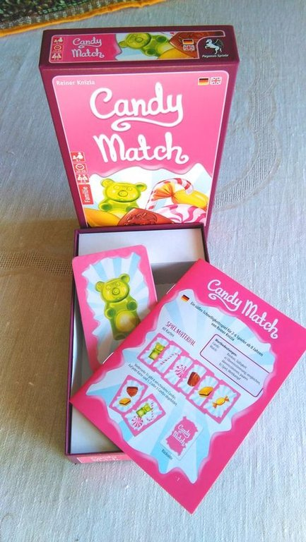 Candy Match components