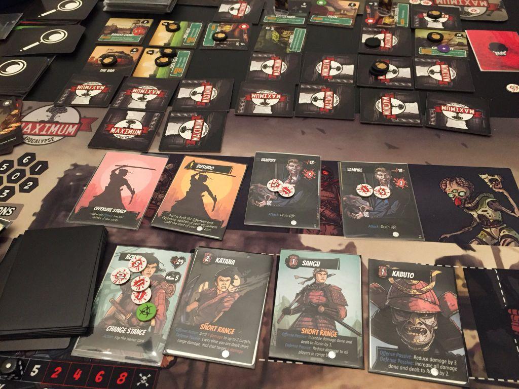 Maximum Apocalypse: Gothic Horrors gameplay
