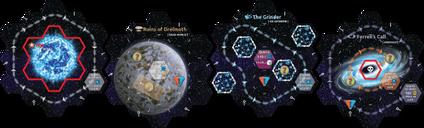 Xia: Embers of a Forsaken Star tiles