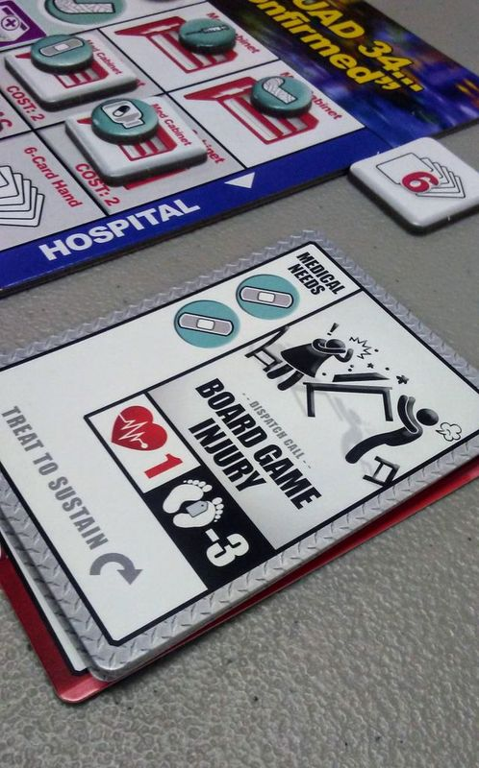Paramedics: Clear! cards
