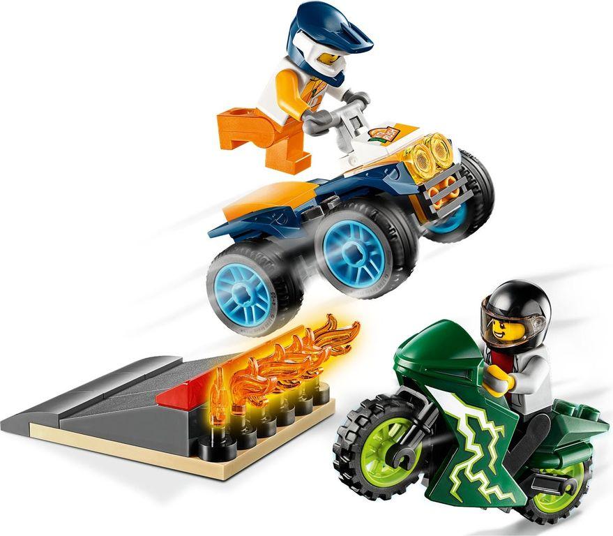 Stunt Team gameplay