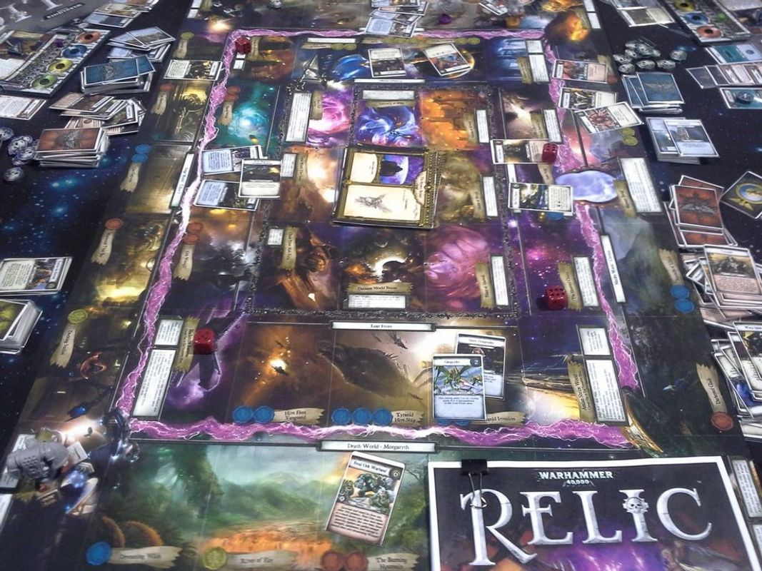 Relic components