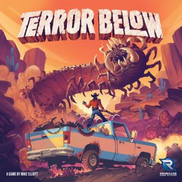 Terror+Below