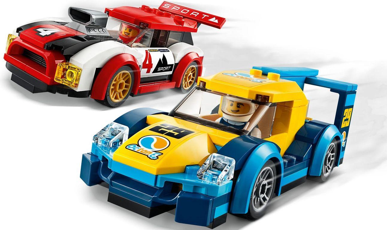 Racing Cars gameplay