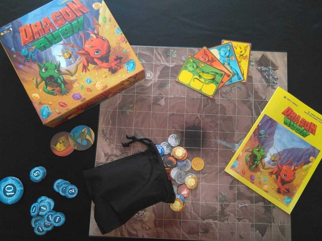 Dragon Rush components