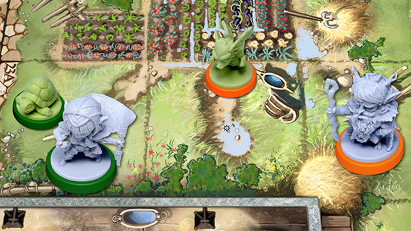 Arcadia Quest: Pets gameplay