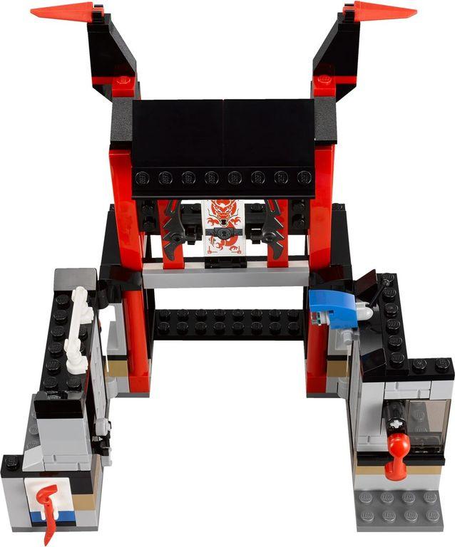 LEGO® Ninjago Kryptarium Prison Breakout back side