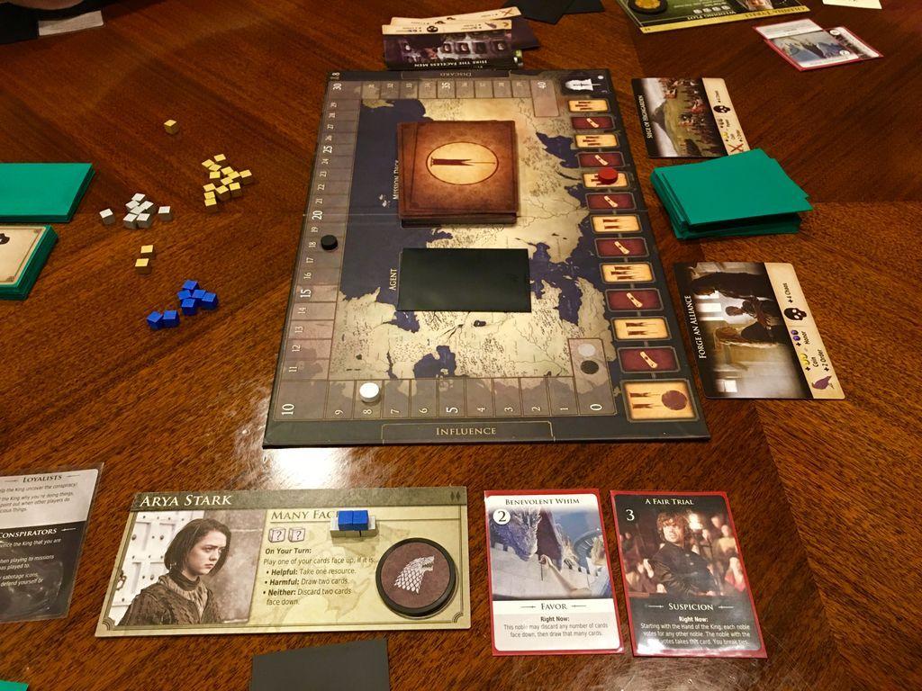 Game of Thrones: Oathbreaker gameplay