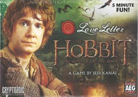 Love Letter: The Hobbit - The Battle of the Five Armies