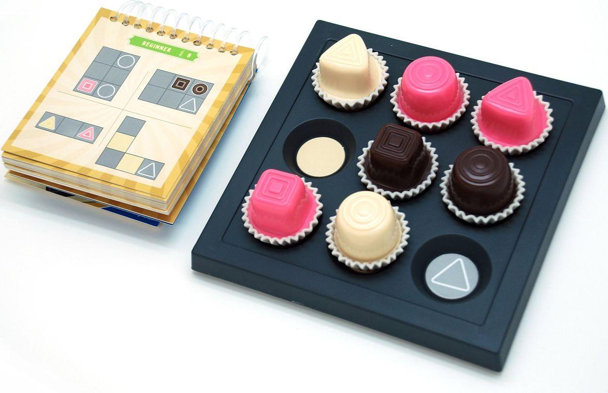 Chocolate Fix components