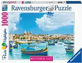 Mediterranean Places Malta