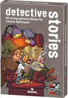 Black Stories Junior: Detective Stories