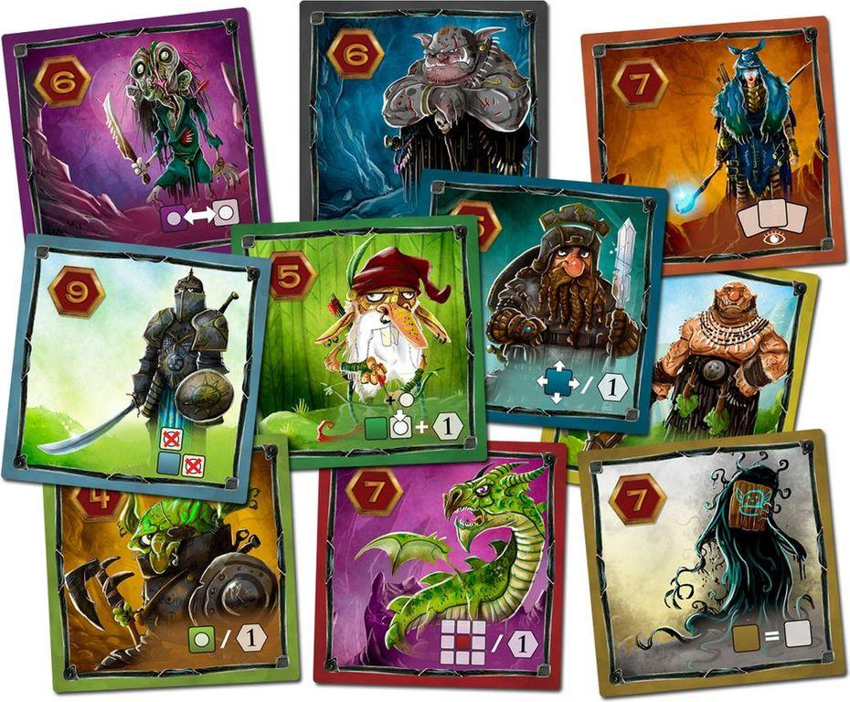 Claim Kingdoms cards