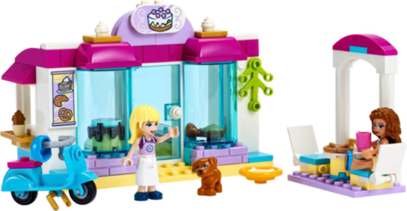 LEGO® Friends Heartlake City Bakery gameplay
