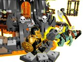 Skull Sorcerer's Dungeons minifigures
