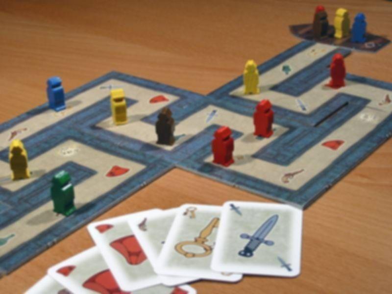 Cartagena gameplay