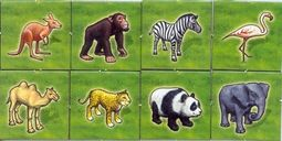 Zooloretto tiles