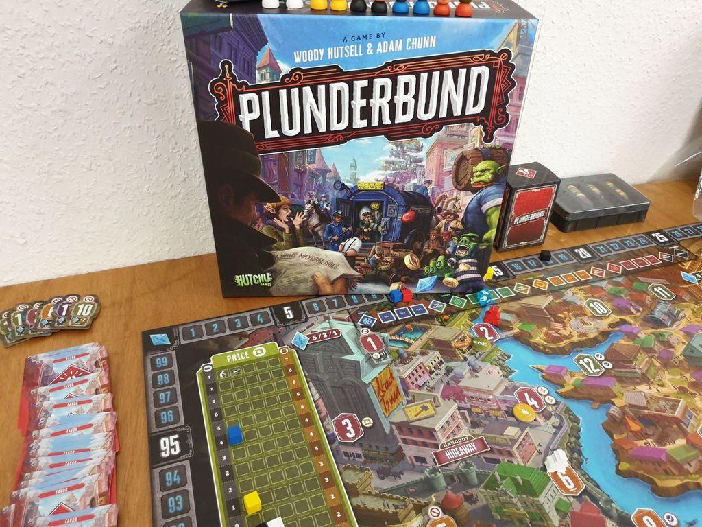 Plunderbund components