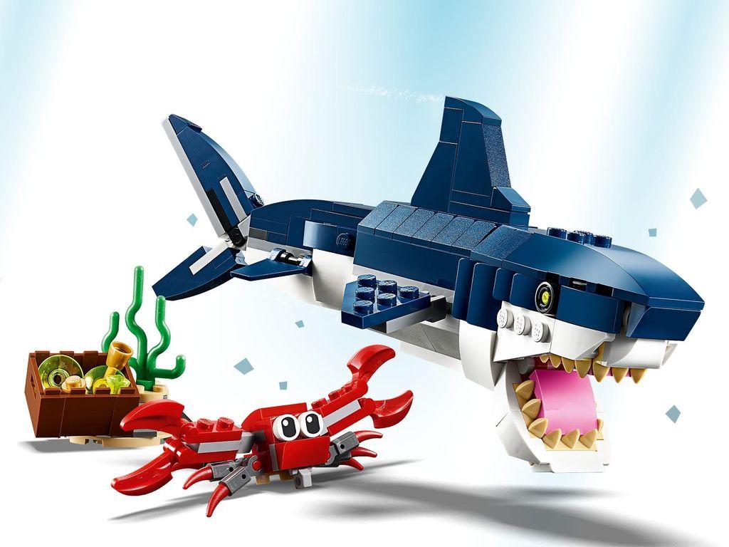 Deep Sea Creatures gameplay