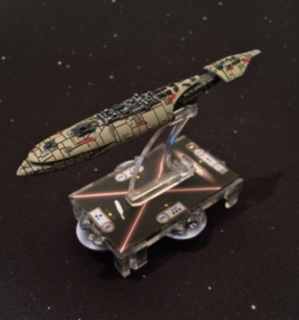Star Wars: Armada - MC30c Frigate Expansion Pack miniature