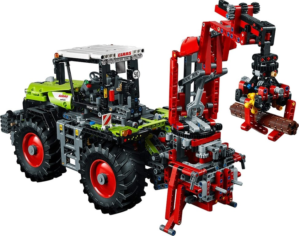 LEGO® Technic CLAAS XERION 5000 TRAC VC gameplay