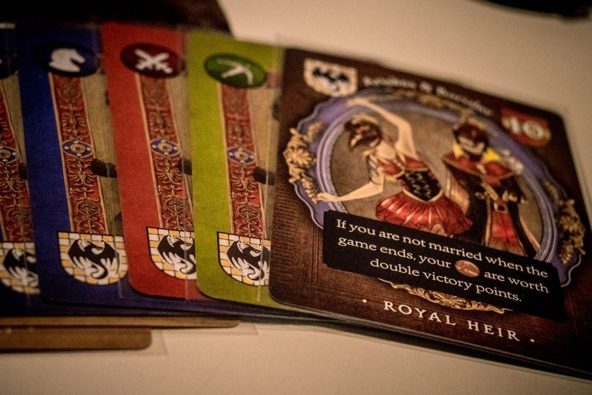 Cutthroat Kingdoms cards