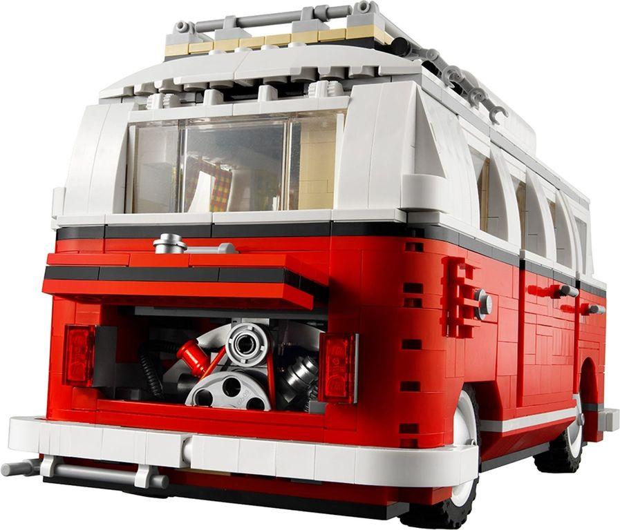 Volkswagen T1 Camper Van back side