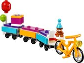 LEGO® Friends Party Train components