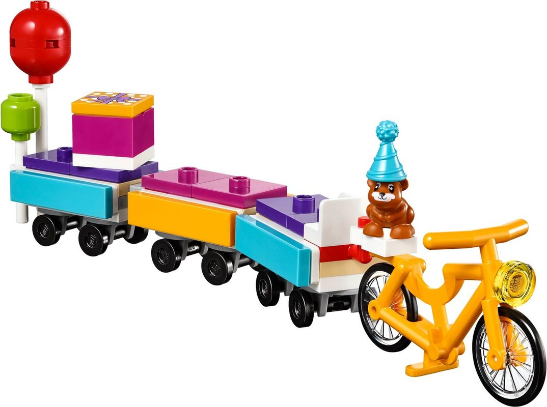 Party Train components