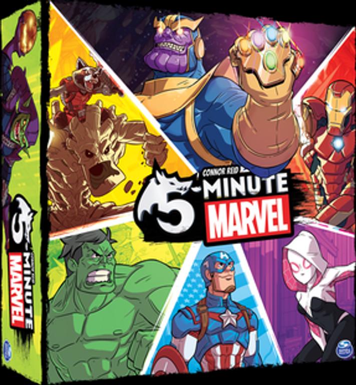 5-Minute+Marvel