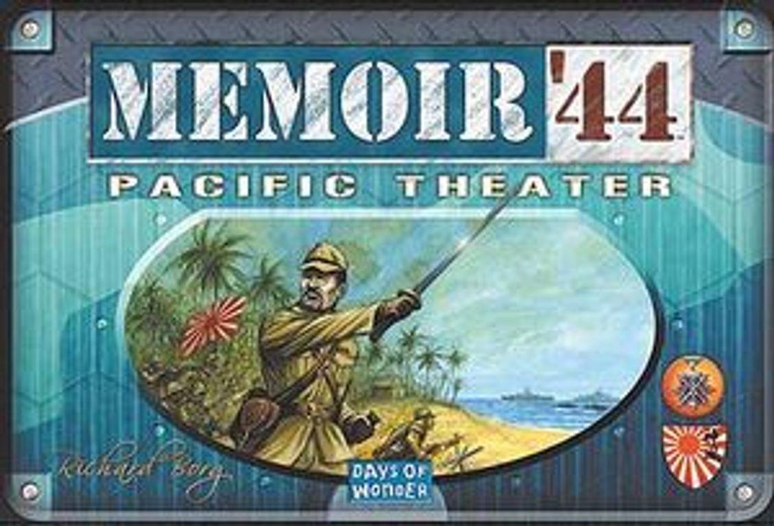 Memoir+%2744%3A+Pacific+Theater