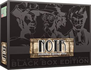 NOIR%3A+Deductive+Mystery+Game