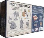Rising Sun: Monster Pack back of the box