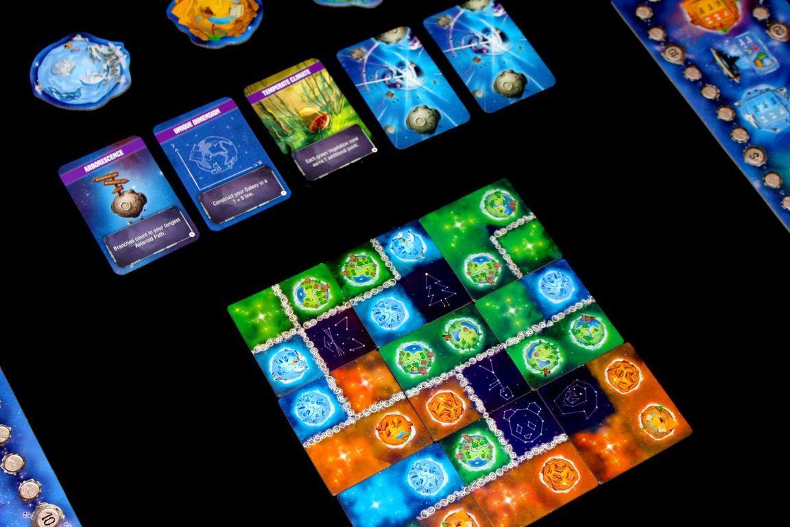 Cosmic Factory gameplay