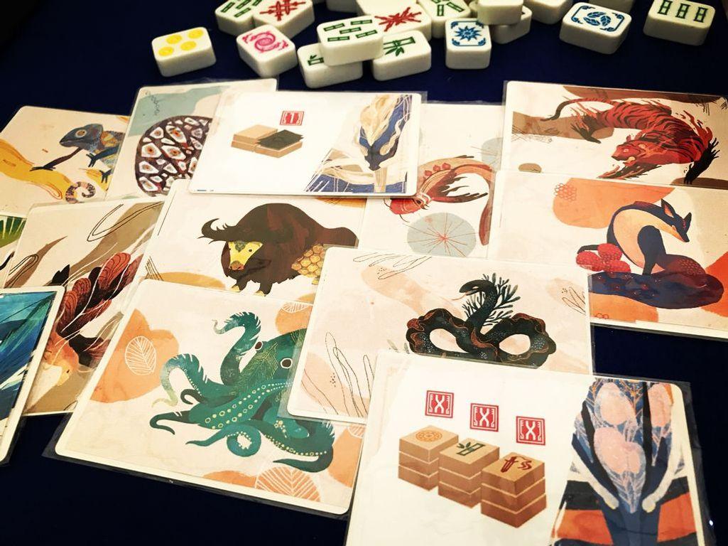 Dragon Castle cards